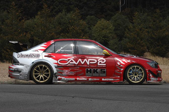 Car Spotlight Hks Is220 Z Racing Performer Speedhunters