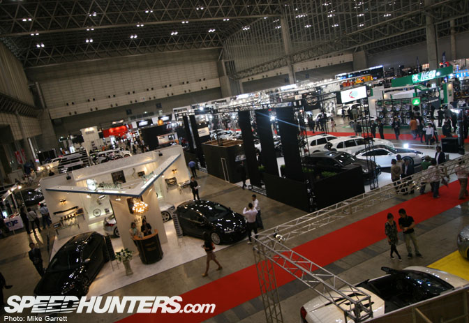 Event>>tokyo Special Import Car Show2008