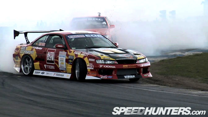 Video>>  Car Tour #1: Brett Castle's Drift S14