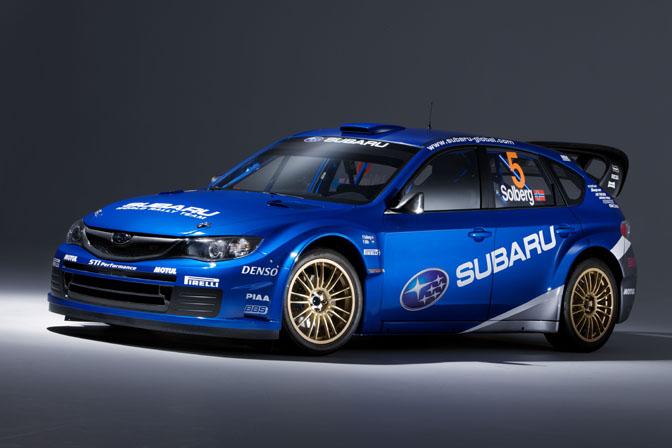 News>> Subaru Impreza Wrc2008