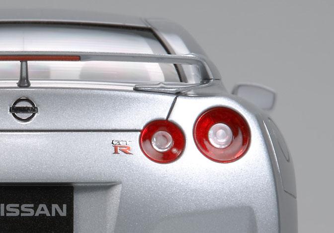 Model Cars>> Nissan R35 ByTamiya