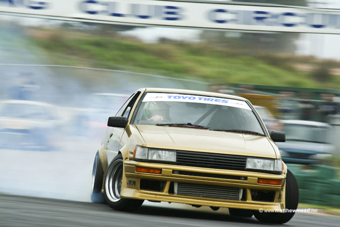 Event>>initial Drift At Oran ParkNorth