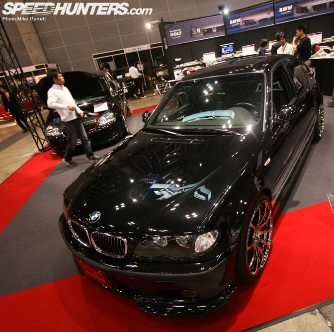 Eurobmw At The Tokyo Sis Speedhunters - Bmw car show