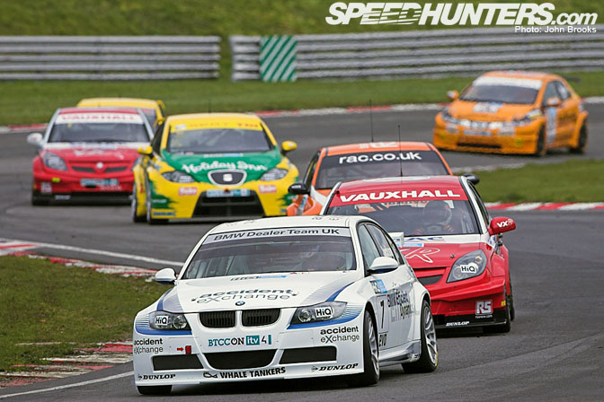 The Cars Of>>the British Touring Car Championship