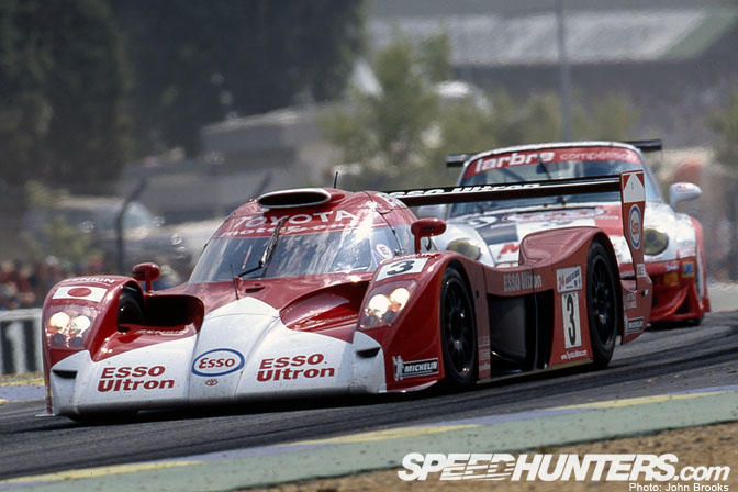 Retrospective>>tsuchiya The Drift King At Le Mans