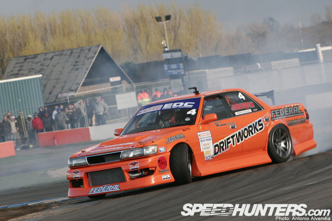 Car Spotlight>> Driftworks Jzx81 Toyota Chaser