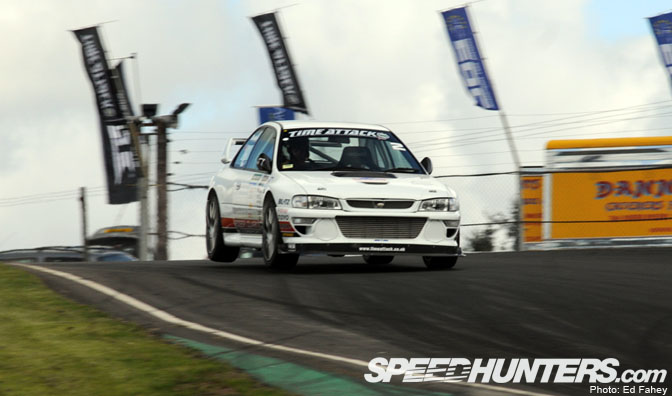 Event>>time Attack Round 2 At Knockhill