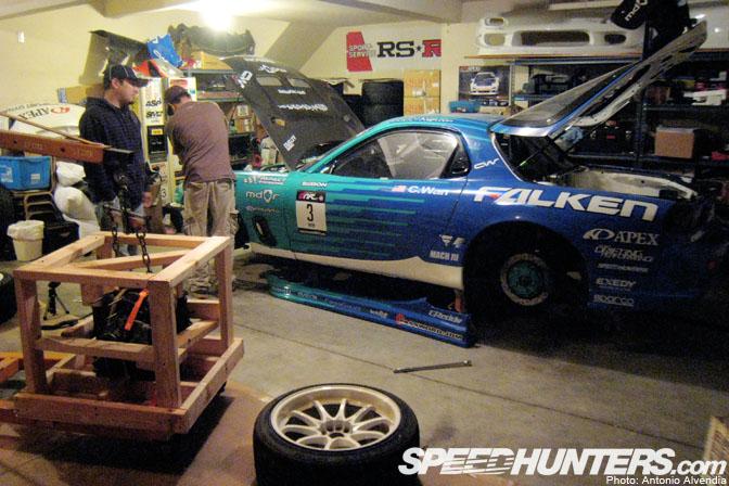 Car Builder>> Calvin Wan'sGarage