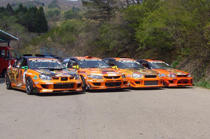 Drivers>>naoto Suenaga BlogEntry#1