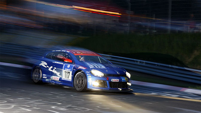 Random Snap>>nordschleife Night
