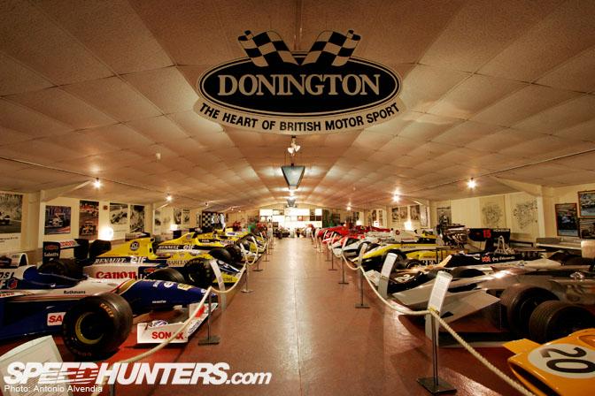 Museums>> Donington Park Grand PrixCollection