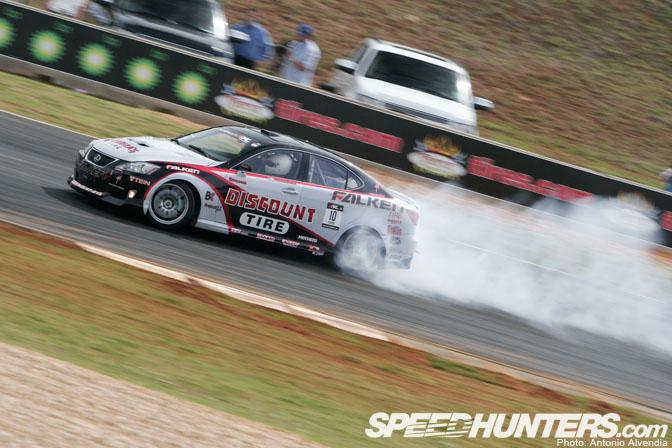 Car Spotlight>> Hiro Sumida'sIs350