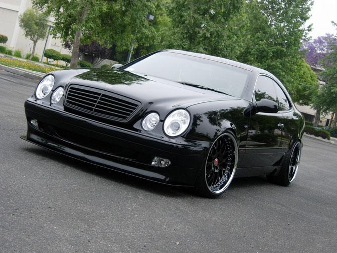 Car Spotlight>> Bippu MercedesClk