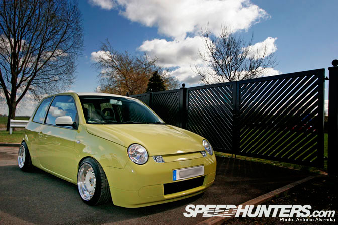 Car Feature>> The Uk's Best Vw Lupo, Supercharged!