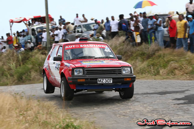 Event>>rally Barbados '08