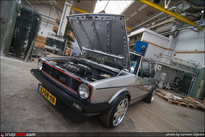 Car Spotlight>> Clean Mk1Golf