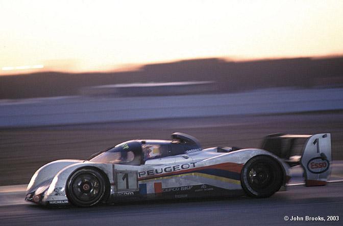 Retrospective>>peugeot Vs ToyotaLm93