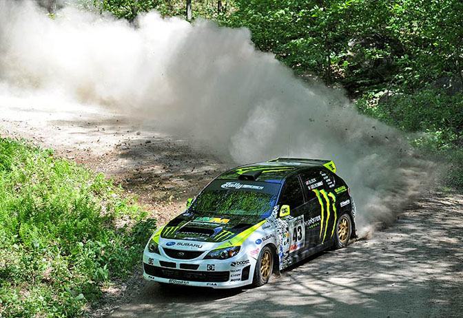 Gallery>> Subaru Rally Team Usa