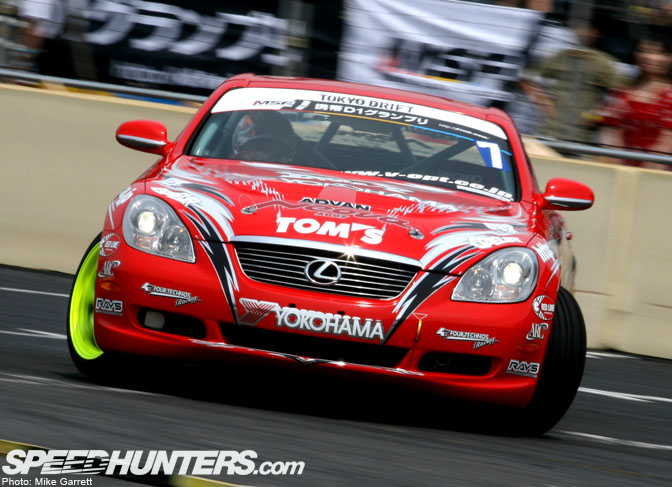Car Feature>>new Lexus Sc430 Drift Car