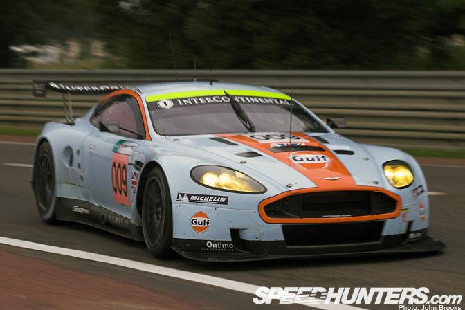 Cars Of>> Le Mans 2008 –Gt1