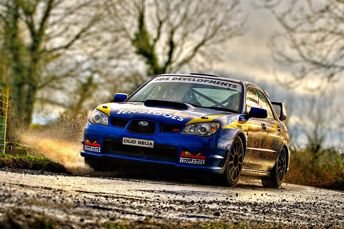 Photo Roll>>irish Rallying By Mole2k