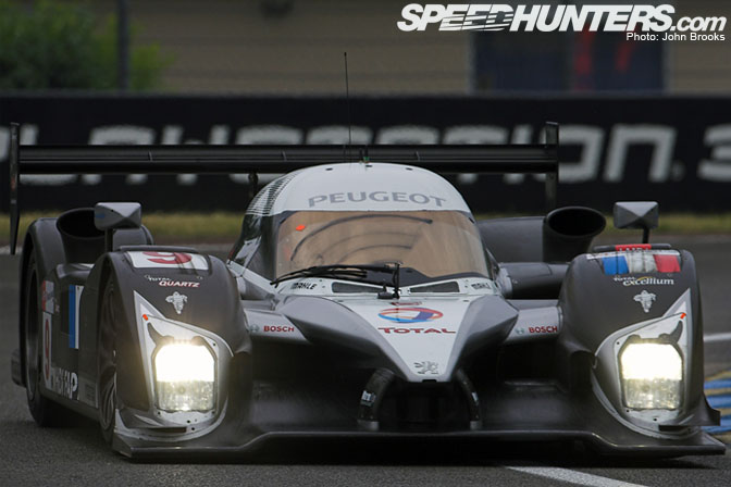 News>> Le Mans Update 14 Hrs