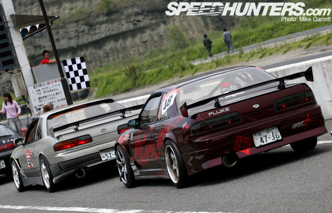 Event>>fluke Drift Meet At Nikko Circuit
