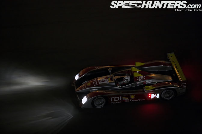 Gallery>> Audi At Le Mans 2008