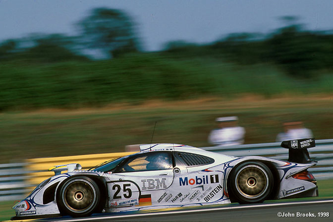 Gallery>>ten Years After: Le Mans98