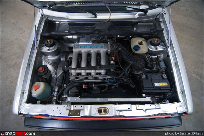 Car Spotlight>> Clean Mk1 Golf - Speedhunters