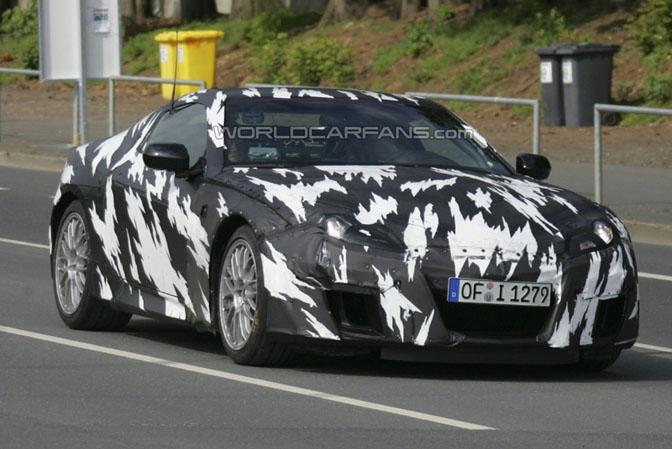 New Cars>>return Of TheNsx