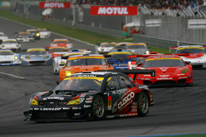 Event>>super Gt Rd.4 In Malaysia