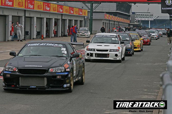 Cars Of>>time Attack UkChampionship