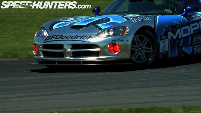 Video>>car Tour#8: Team Mopar DodgeViper