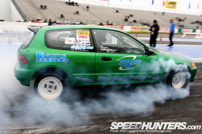 Car Feature>> Alpha Racing Eg DragCivic