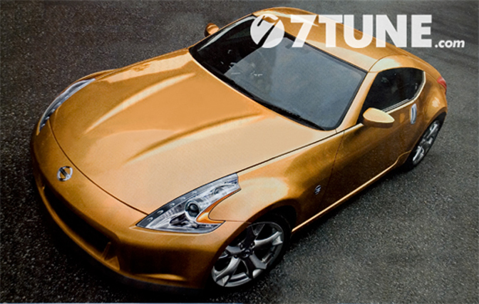 New Cars>>more Nissan 370zSpeculation