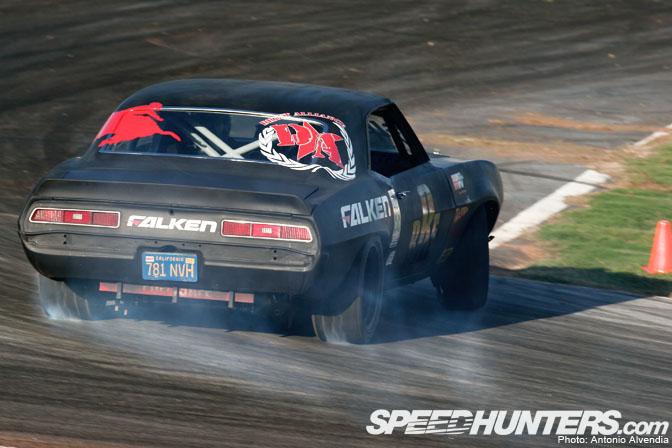 Car Spotlight Blacktop Rodeo Camaro Drift Car Speedhunters