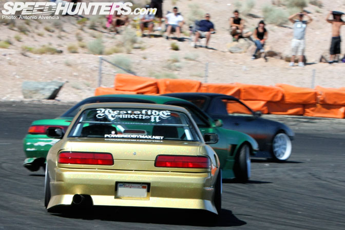 Event>> Smoke, Sunburn & Stretched Tires:Asb4!