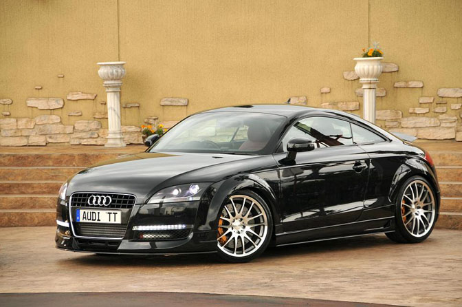 Car Spotlight>> Audi Tt-sGt-r