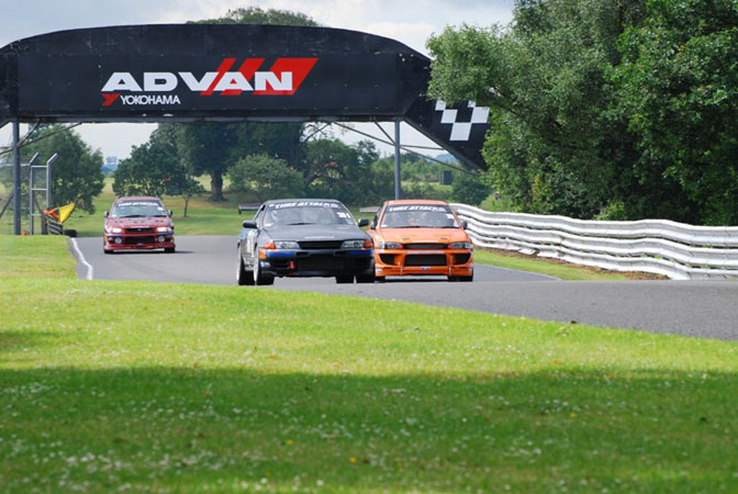 Event>>time Attack Round 4 At Oulton Park