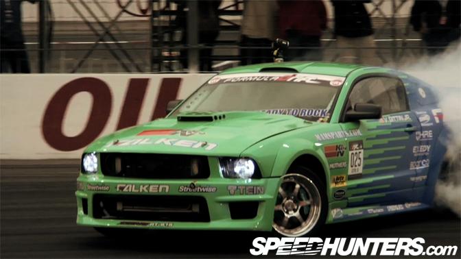 Video>>car Tour#9: Falken Tires FordMustang