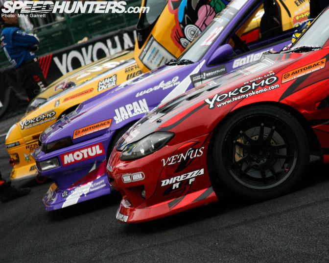 Cars Of>>d1 Grand Prix2008
