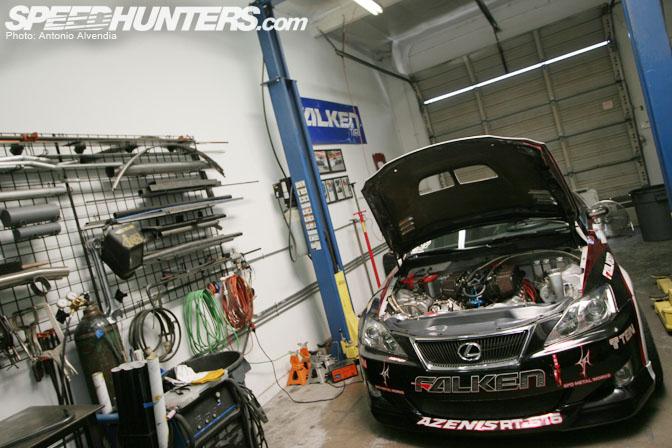 Car Builder>> SpdMetalworks