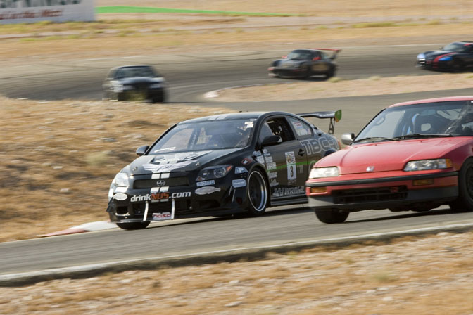 Event>>super Lap Qualifier At WillowSprings