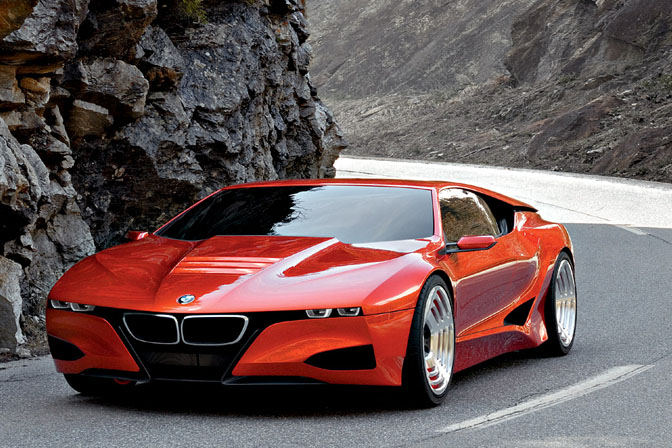 car spotlight bmw m1 hommage concept speedhunters. Black Bedroom Furniture Sets. Home Design Ideas