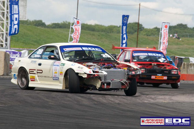 Cars Of>>european Drift Championship