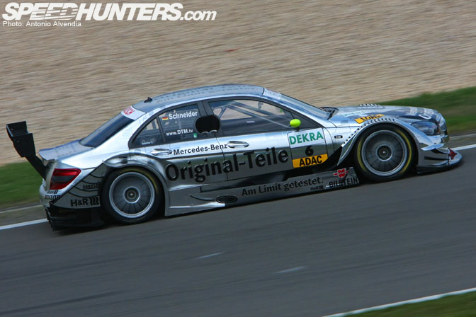 Gallery>> Nurburgring Dtm Qualifying