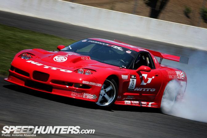 Car Feature>> Tanaka Racing Z06 Corvette C5r - Speedhunters