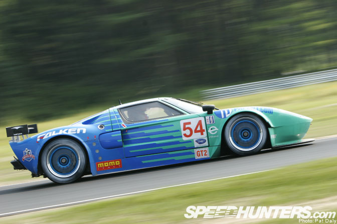 It Transpires That The Car Build Was Easier Than Many In The Past As The Ford Gt Was Designed And Built Like A Race Car