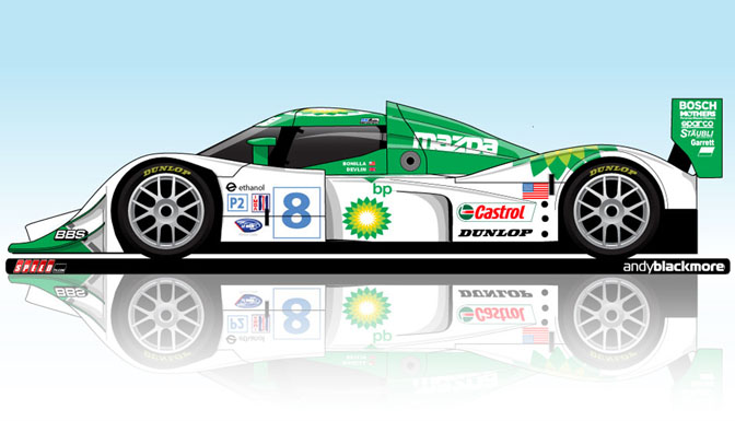 News>> Lola-mazda Coupe For Alms
